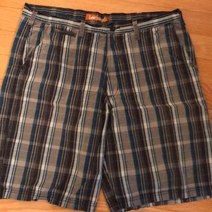 Men's cotton walking short